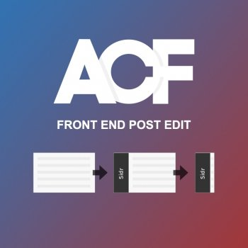 ACF Frontend Post Editor with jQuery Sidr Thumbnail